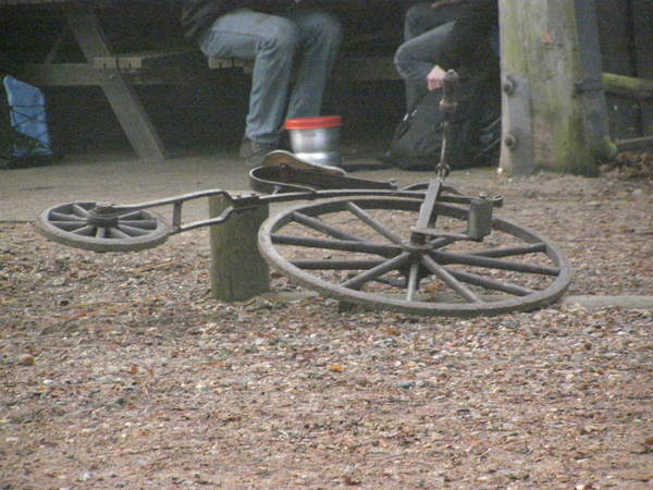 велосипед для мэра