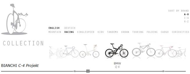 велосипедный сайт embacher collection