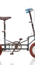 винтажный велосипед