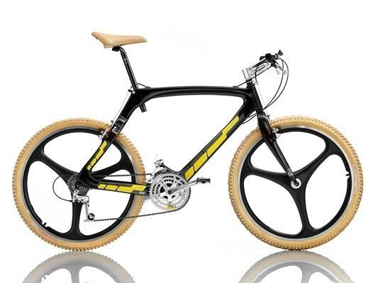 винтажный шоссейный велосипед