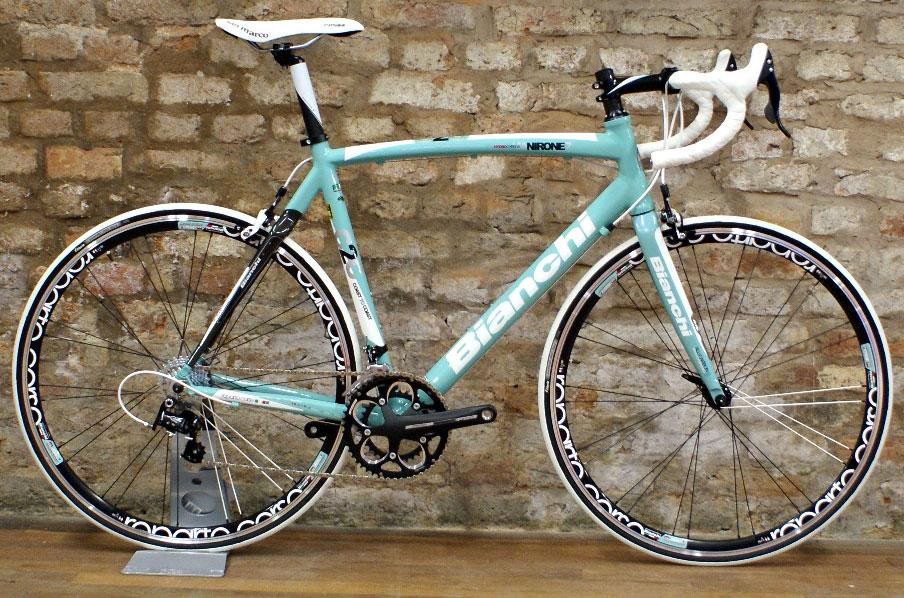Велосипед Бьянчи