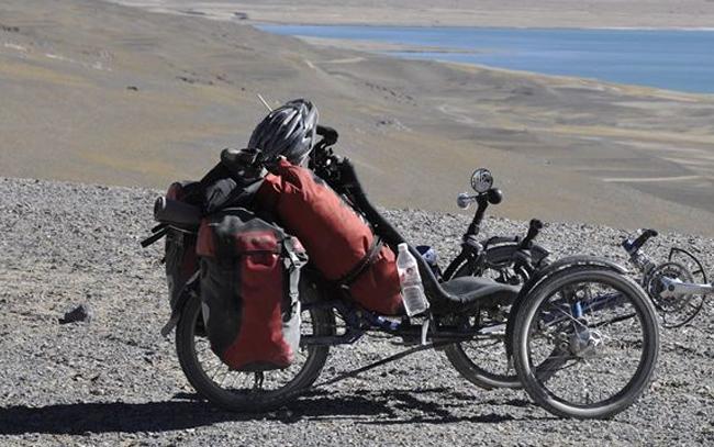 ICE-Trike веломобиль