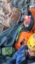 Как ночуют альпинисты