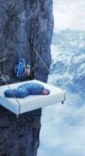 Палатка, спальник – Как ночуют альпинисты