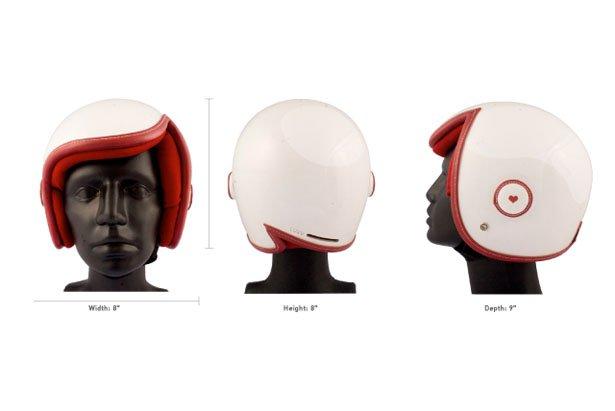 Велосипедный шлем от Daniel Don Chang