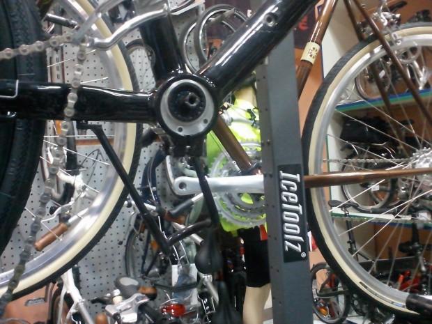 Велосипедная загадка