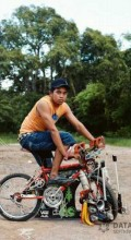 необычный велосипед фото