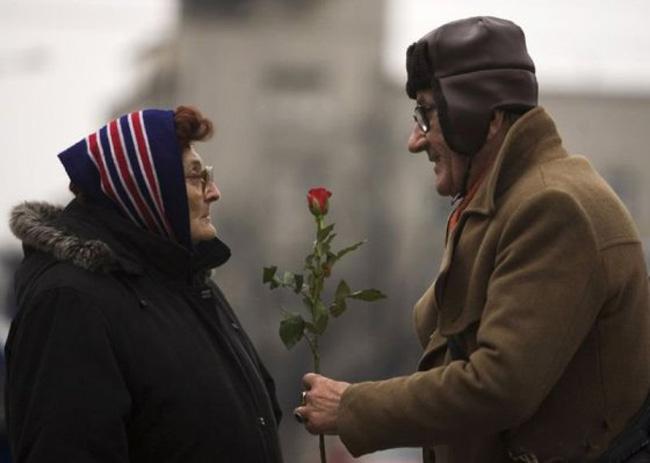 любовь в пожилом возрасте