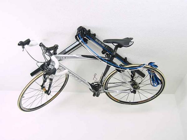 Floaterhoist – храниение велосипеда