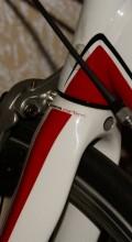 велосипед Orbea Aqua TSR передняя вилка