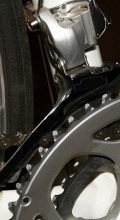 велосипед Orbea Aqua TSR передняя перекидка