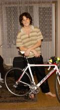велосипед Orbea Aqua TSR и Сергей Чурай