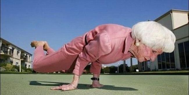 физическая форма в зрелом возрасте