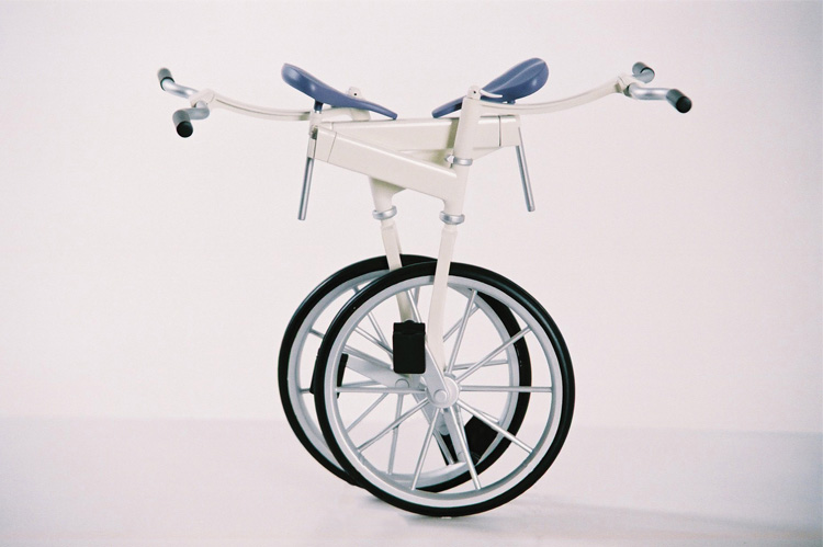велосипед сложен