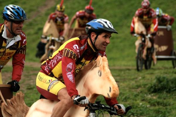 велоколесницы