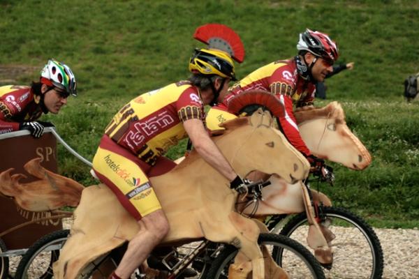 велосипедисты Италии