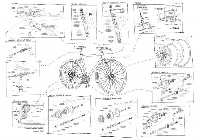 Как взорвать велосипед или разборка велосипеда