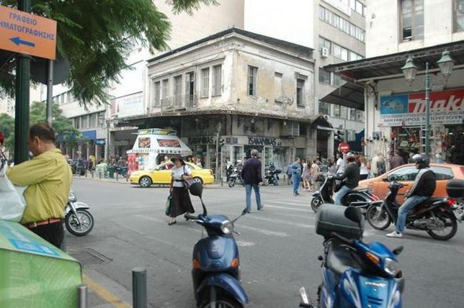 улицы Греции