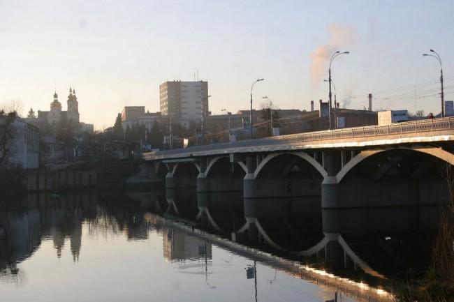 Винница, мост через Буг