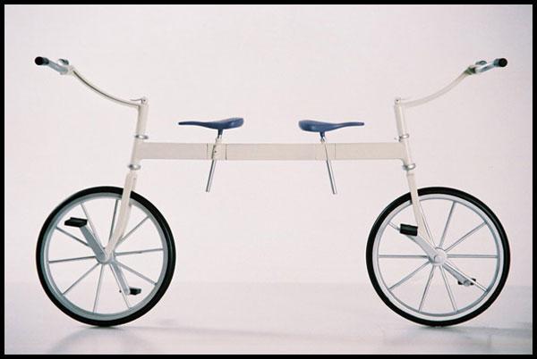 велосипед тяни-толкай
