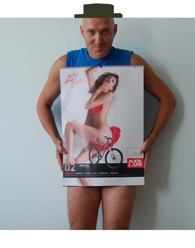велосипедный календарь