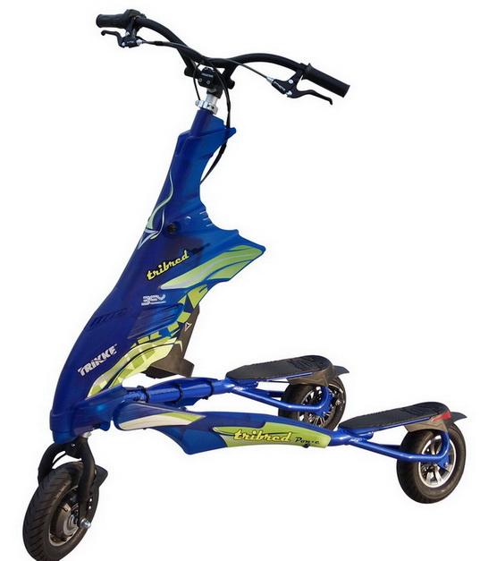 Электровелосипед Trikke