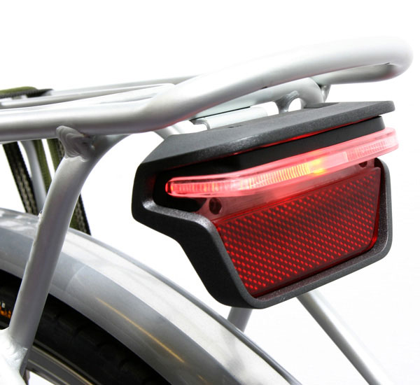 Brasa-Spanninga задний свет на велосипед