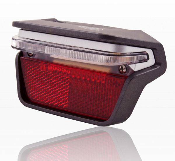 Задний свет для городских велосипедов с багажником – Spanninga's Brasa