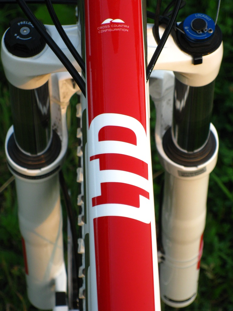 велосипед Cube ltd  рама и вилка
