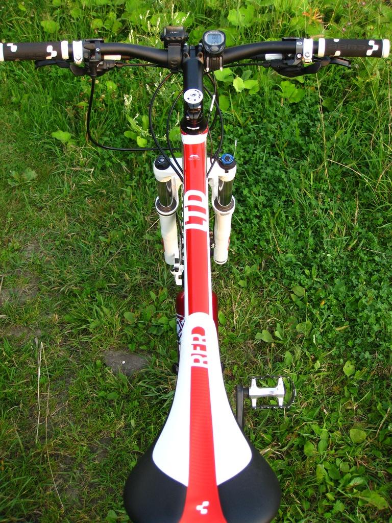велосипед Cube ltd  седло, рама и вилка