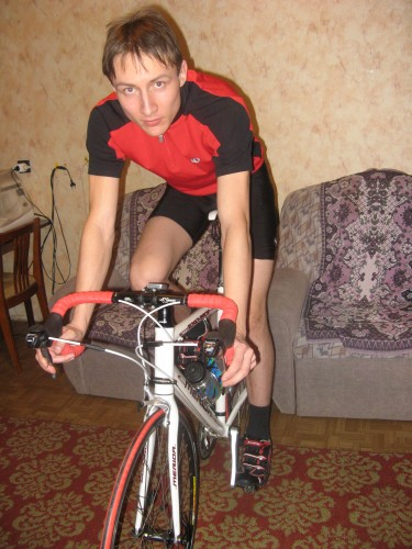 велосипед Мерида