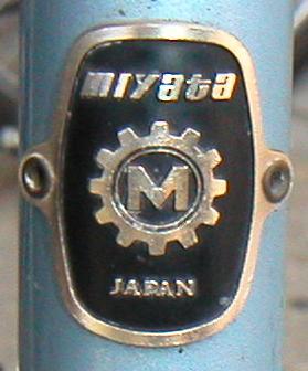 Miyata логотип