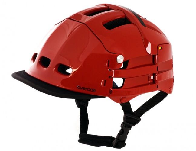 Прототип Складного Велосипедного Шлема от Агентства 360