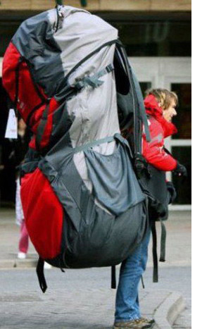 Как выбрать велосипедный рюкзак