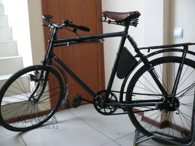 Швейцарский велосипед