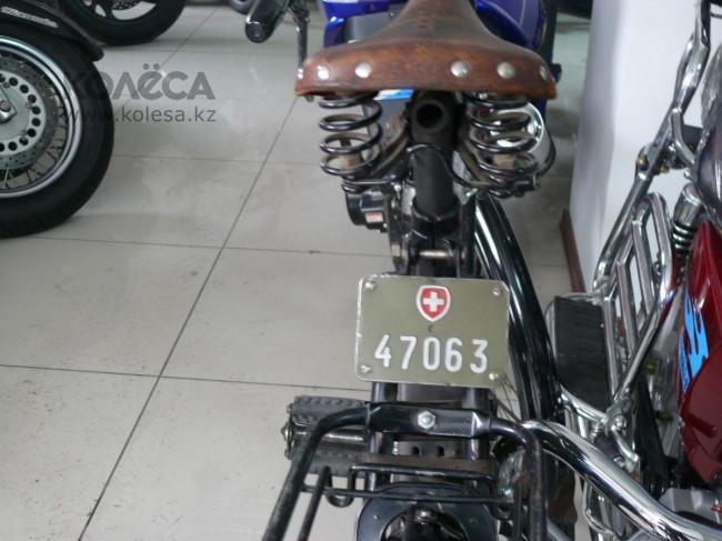 Раритетный велосипед