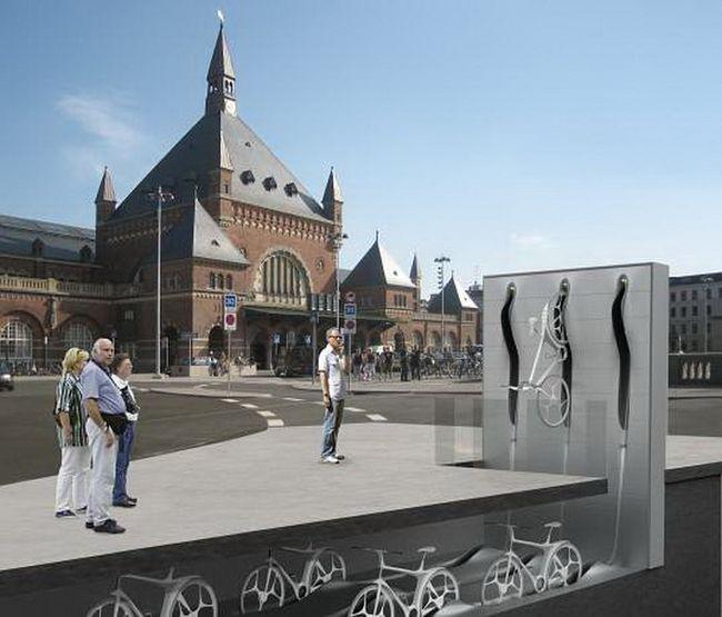 Велосипеды, Копенгаген