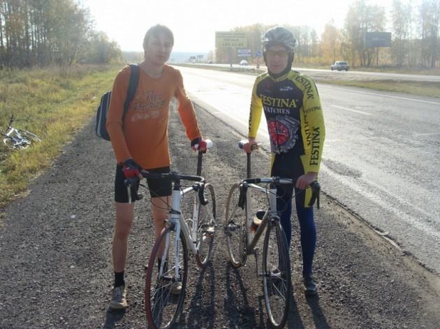 шоссейный велосипед Мерида