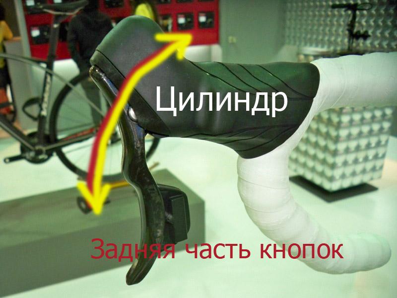 гидравлические тормоза на шоссейник