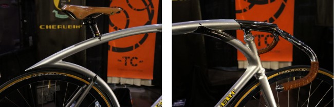 велосипед от Cherubim