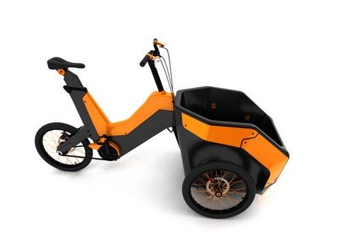 Велосипед для промышленных помещений