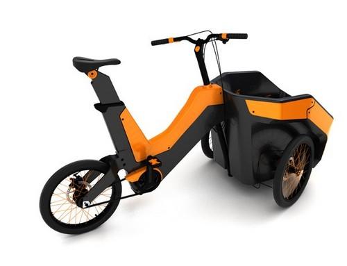 трехколесный велосипед для взрослых Dinovo
