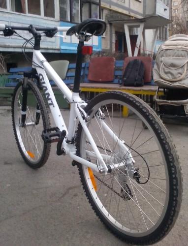 велосипед Giant Snap 24 XS вид сбоку