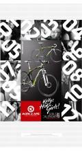 Велосипедный календарь – Kelly's 2012 март