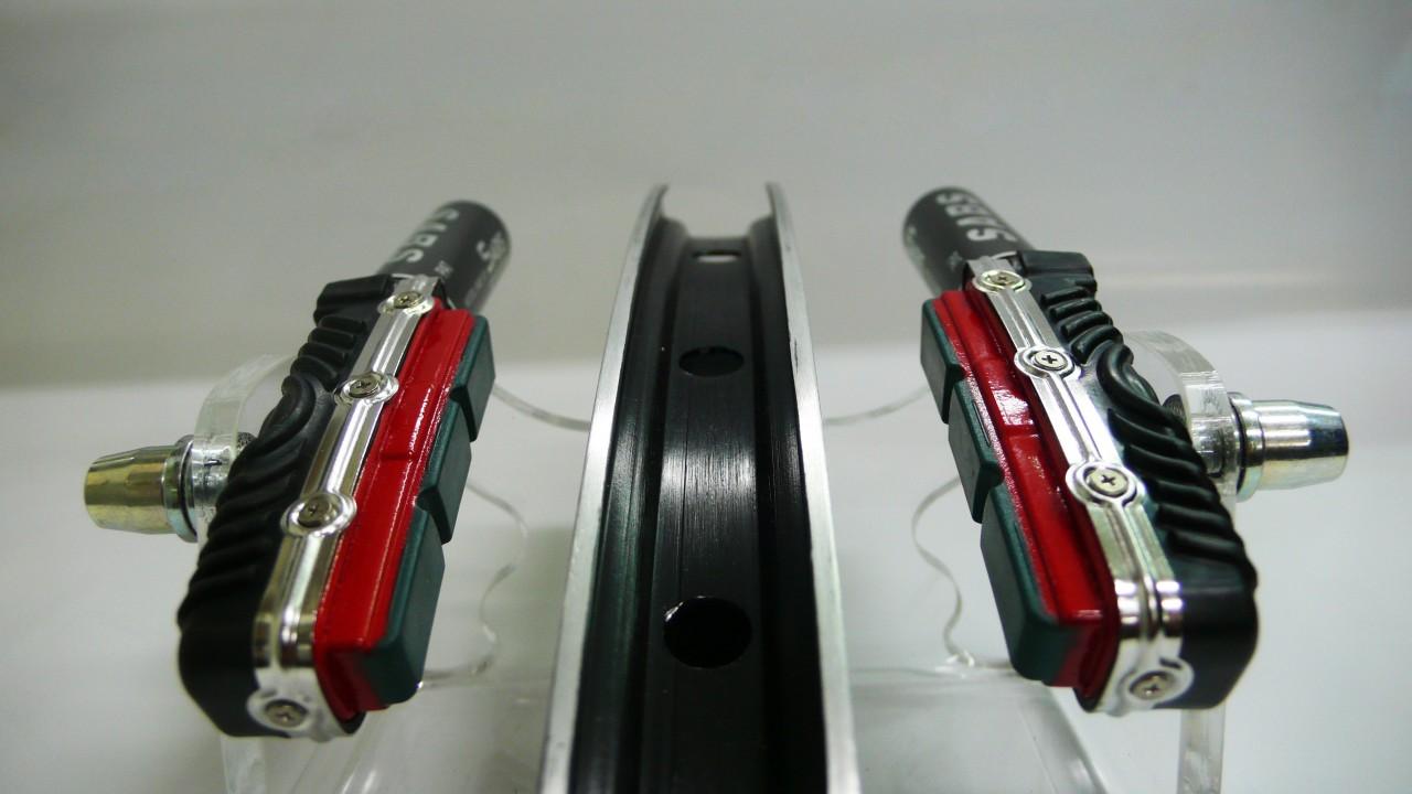 Как из ободных тормозов сделать дисковые