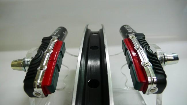 SABS – антиблокировочная тормозная система для велосипеда