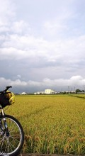 Велосипедные обои. Туризм