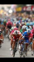 Велосипедные обои. Гонка Тур де Франс
