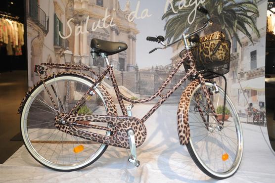 Велосипед Dolce & Gabbana