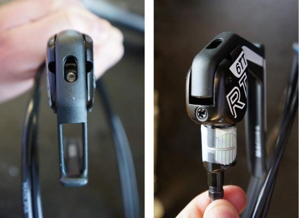 4 Гидравлическая тормозная система для дорожного велосипеда